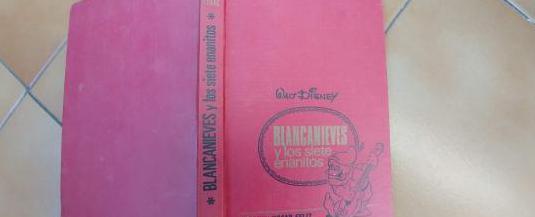 Blancanieves y los siete enanitos - walt disney -