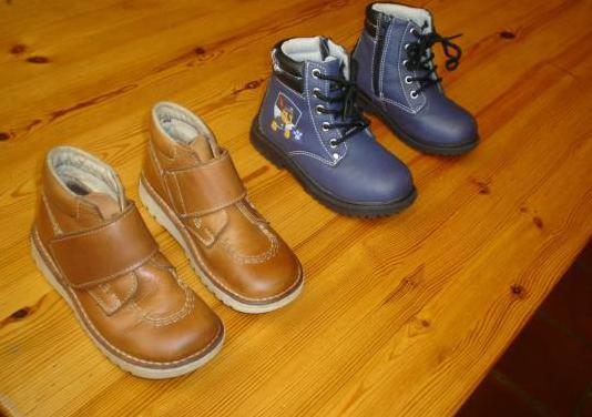Botas de niño, tallas 27-28