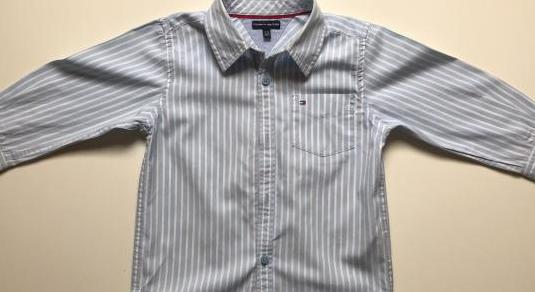 Camisa bebé/niño tommy hilfiger