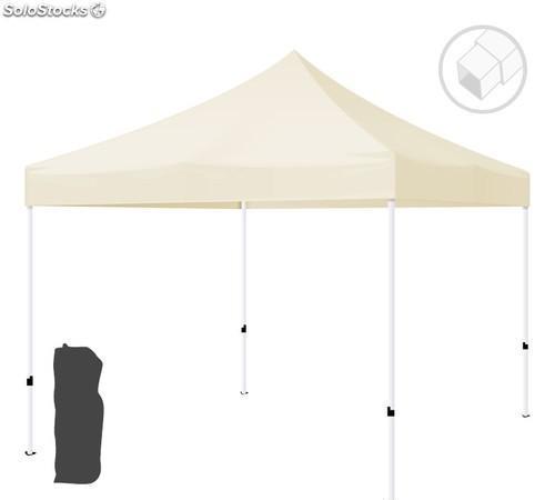 Carpa plegable para eventos y jardín - carpa 3x3 master -