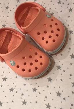 Crocs bebé