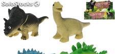 Dino World 570209. Dinosaurio squishy.