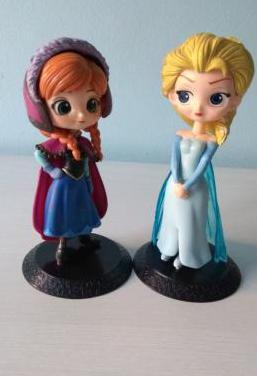 Figuras nuevas elsa y anna frozen