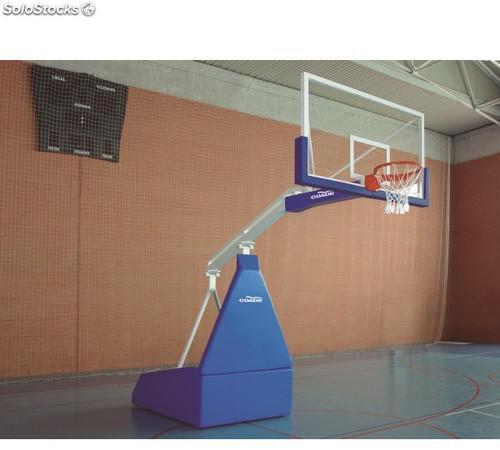 Juego de canastas baloncesto competición