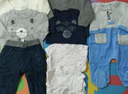 Lotes ropa de bebé