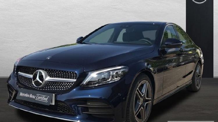 Mercedes-benz clase c lase 200 berlina