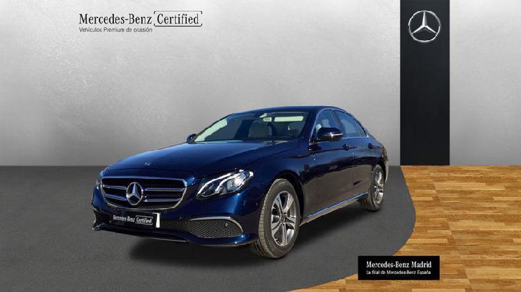 Mercedes-benz clase e 200 berlina