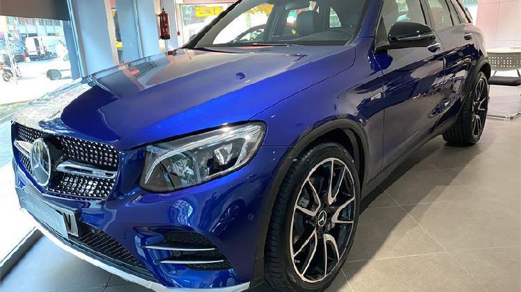Mercedes-benz clase glc 43 amg 4matic aut.