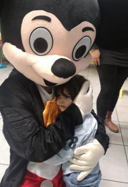 Mickey en tu cumpleaños