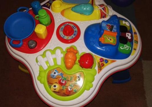 Mesas de juegos para bebés