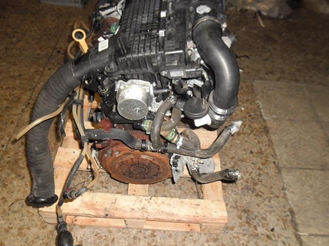 Motor tipo k9k 740 del renault 1.5 dci año 2009.