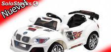 Nuevo coche eléctrico bmw para niños >3 años hasta 25kg