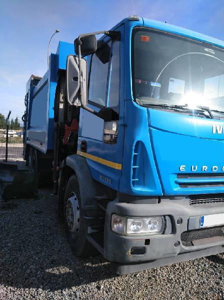 Renault BASURERO ML180E28 + PK 15500