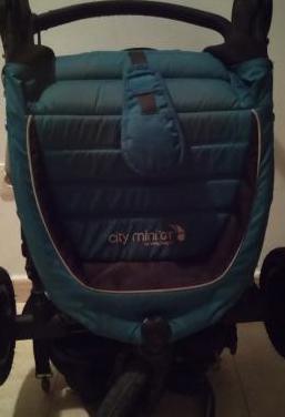 Silla de paseo baby jogger mini city gt