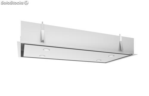 Thermex newcastle maxi blanca 1200mm campana integrada techo