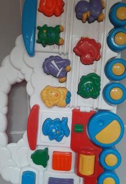 Tren juguete,chicco