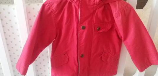 Varias chaquetas 3-6 meses