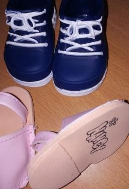 Zapatos nancy y lucas new