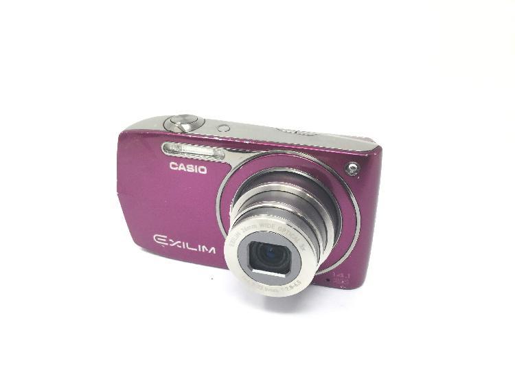 Camara digital compacta casio exz2300
