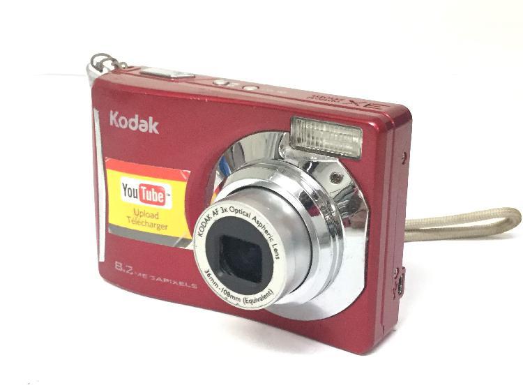 Camara digital compacta kodak c140