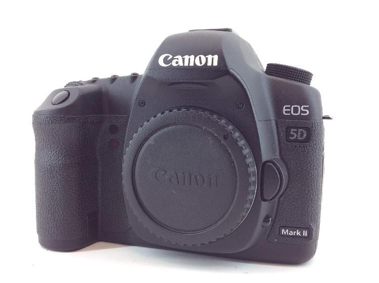 Camara digital reflex canon eos 5d mark ii