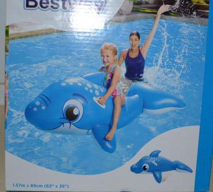 Delfin hinchable