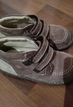 Lote zapatos/botines niño chicco y pabloski