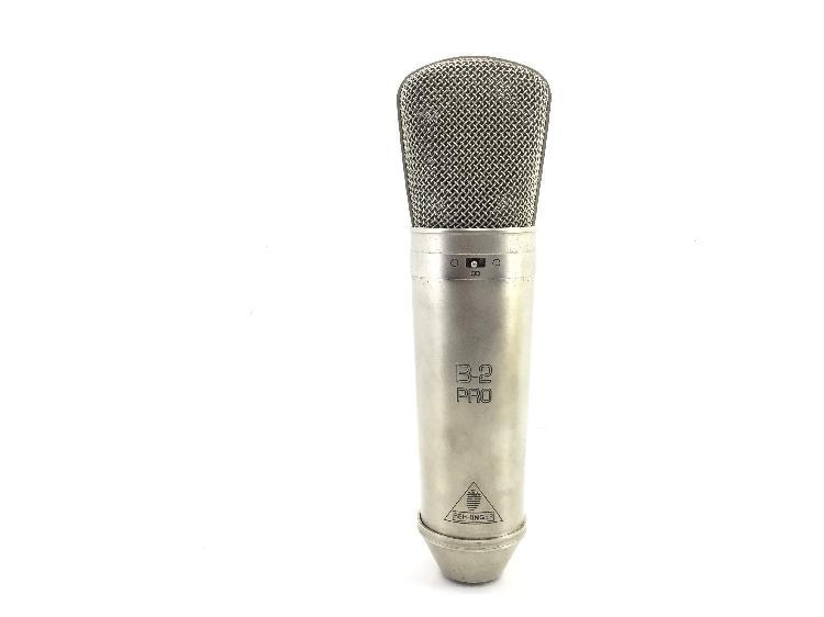 Microfono behringer b-2 pro
