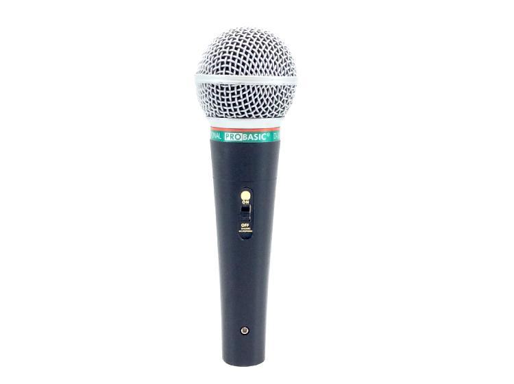 Microfono pro basic d38