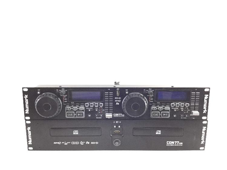 Reproductor cd numark cdn-77