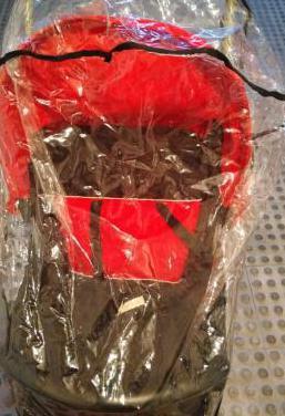 Silla de paseo nurse plástico lluvia