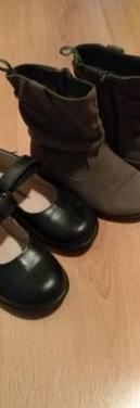 Zapatos y botas niña n°27