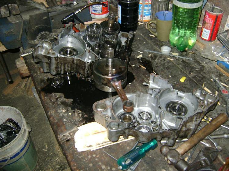 Areglo motores!!!
