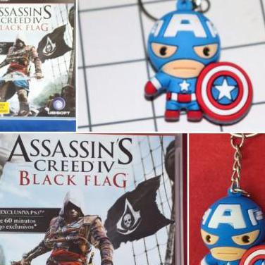 Assassins creed 4 ps3 mas regalos. assassins cree