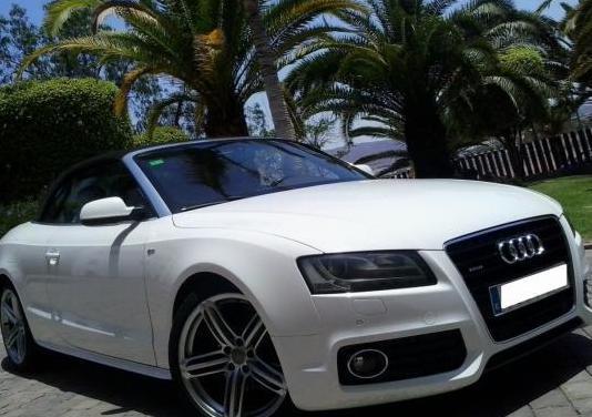 Audi a5 cabrio 3.0 tdi 240cv dpf quattro stronic