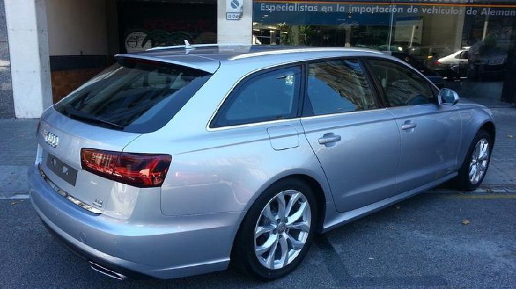 Audi a6 avant 2.0tdi s-tronic 140kw