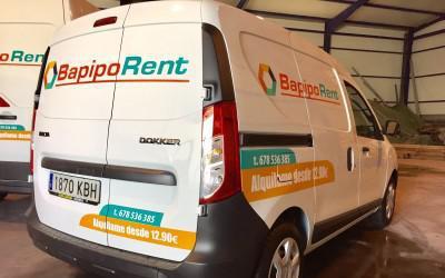 Alquiler furgonetas low cost