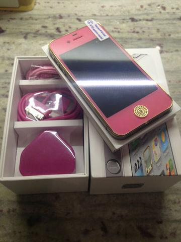 Apple iphone 4s 32gb - rosa