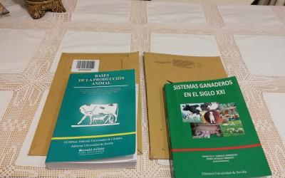 Asignatura de ganaderia y zootecnia grado ing. agricola
