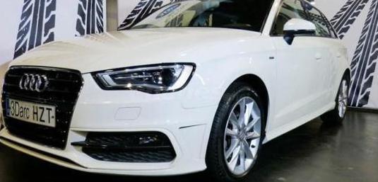 Audi a3 sportback 2.0 tdi 150cv clean d ambiente 5