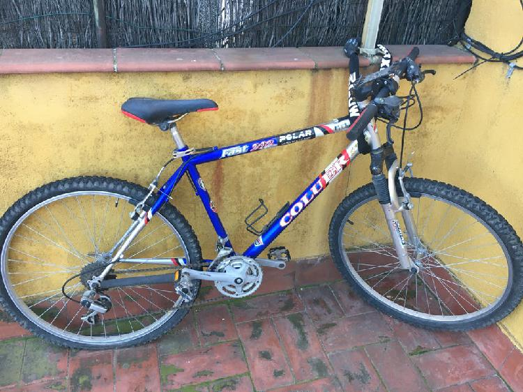 Bicileta coluer fast 202 / reforced hi ten