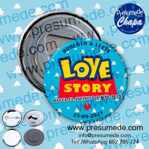 Boda. detalles personalizados. love story