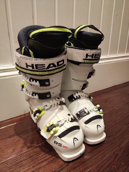 Botas esquí head raptor rs90 uso profesional