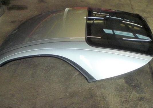 Capota hard top techo duro porsche 996
