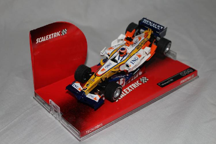 Coche scalextric 6332 ing renault f1 team
