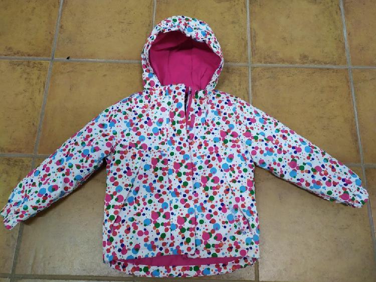 Chaqueta y pantalón nieve niña 4-6 años