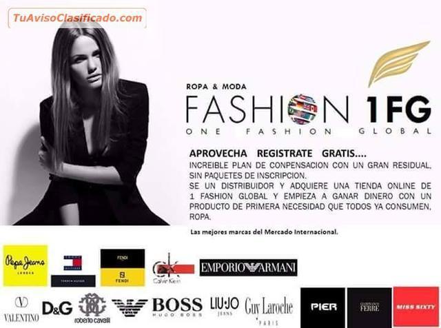 Distribuidores ropa de primera marca 1fashionglobal