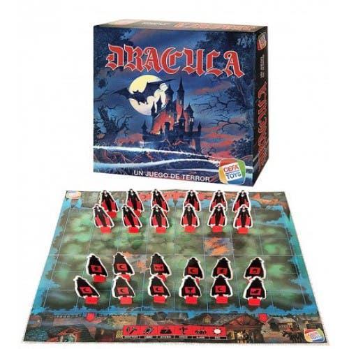 Dracula juego de mesa