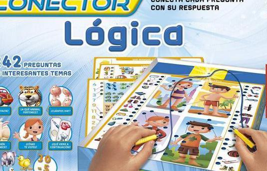 Educa juegos - conector lógica