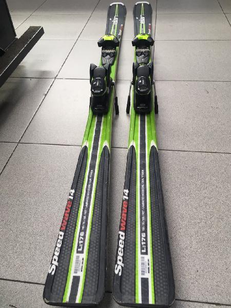 Esquís elan speed wave 14